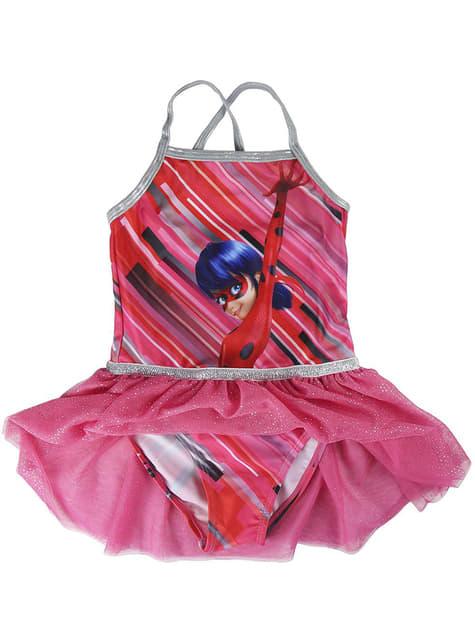 Vestido de Ladybug para niña - niña