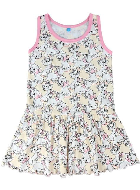 Vestido de Os Aristogatos para menina - Disney