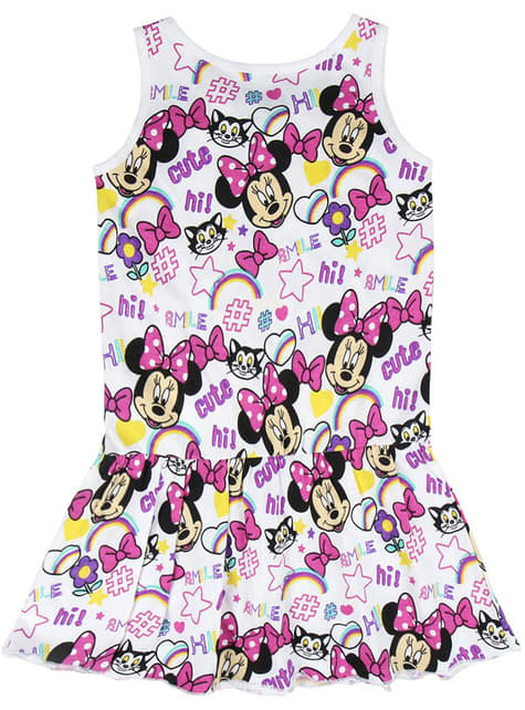 Minnie Mouse dress for girls - Disney