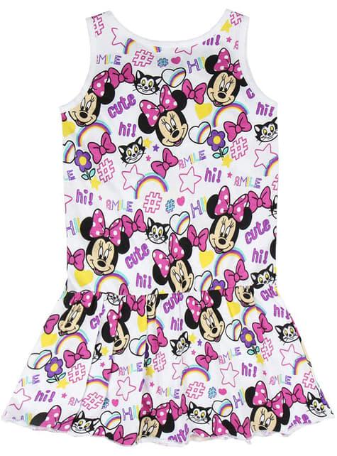 Vestido de Minnie Mouse para niña - Disney