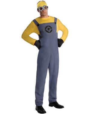 Minion Dave Kostüm für Herren Ich - Einfach Unverbesserlich