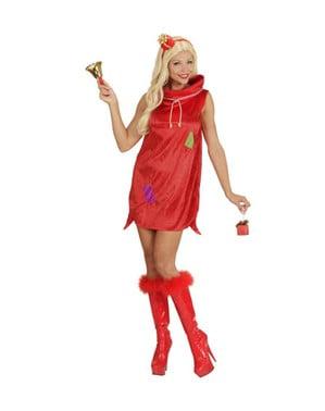 Sexy Father Christmas sack costume