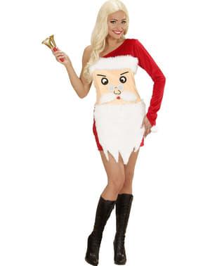 Strój Święty Mikołaj sexy