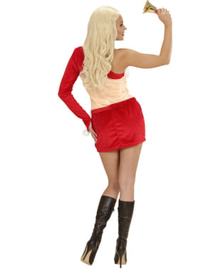 Sexy Weihnachtsfrau Kostüm