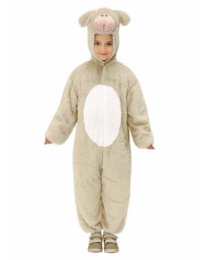 Kostium baranek miś dla dzieci