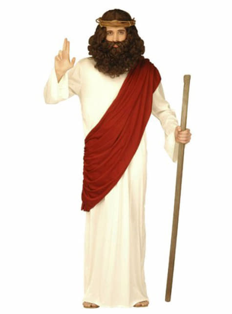 Disfraz de Jesús profeta