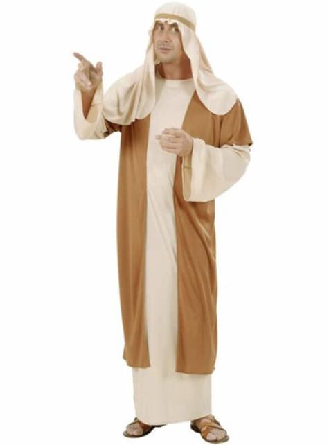 イエス衣装のジョセフ父