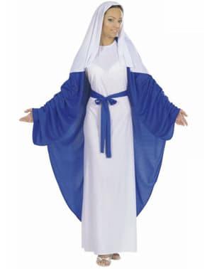 Disfraz de Virgen María para mujer