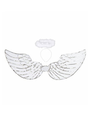 Angel kit with sequins