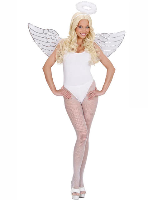 Kit de ángel con lentejuelas - original