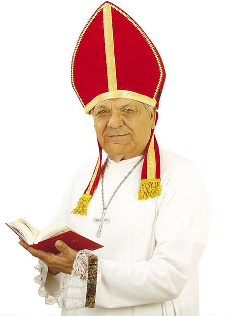 Biskupská mitra