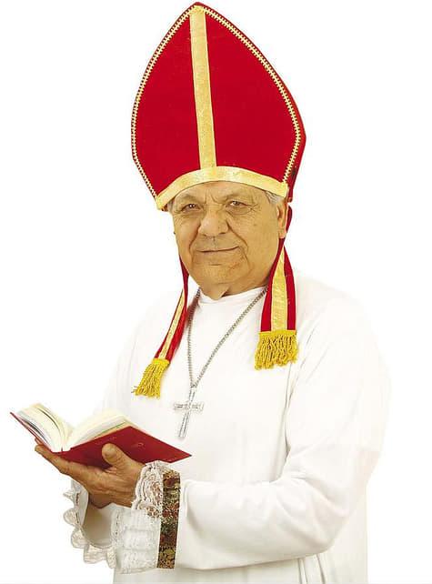 Mitra de bispo cristão