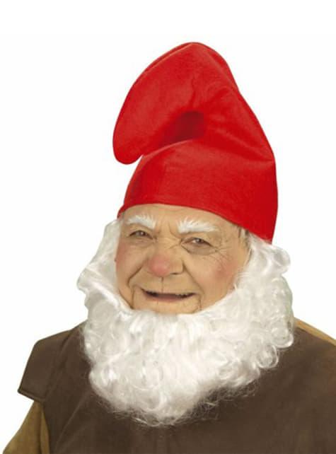 小人の赤い帽子