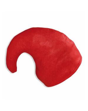 Rote Zwerg Mütze