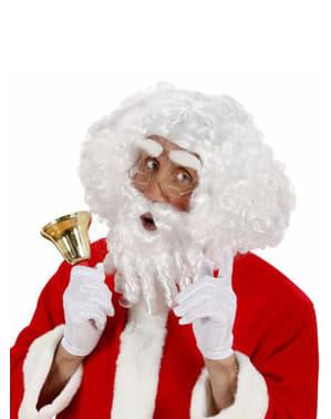Kit père Noël perruque anglaise