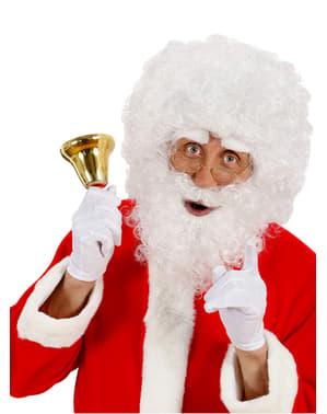 Santa Claus wig and curly beard kit