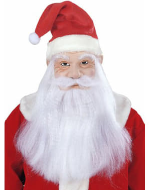 Maska Święty Mikołaj