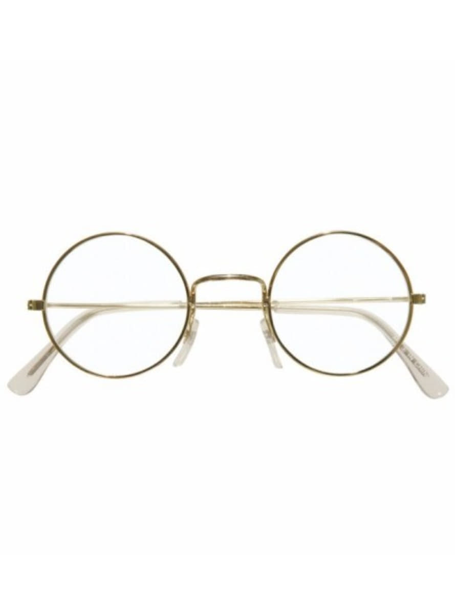 Gafas redondas Classic para disfraz | Funidelia