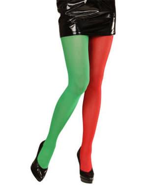 Gnome Christmas stockings large size