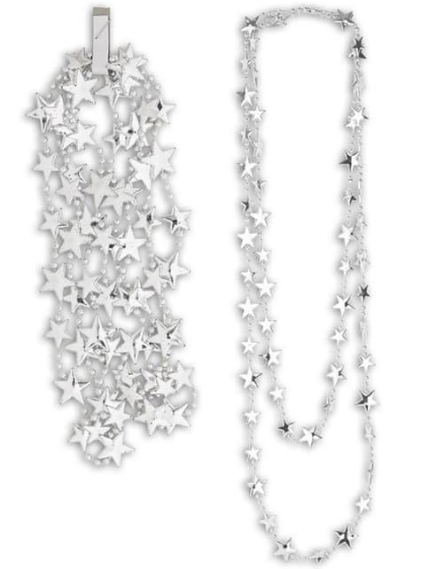 Ogrlica od srebrne zvijezde