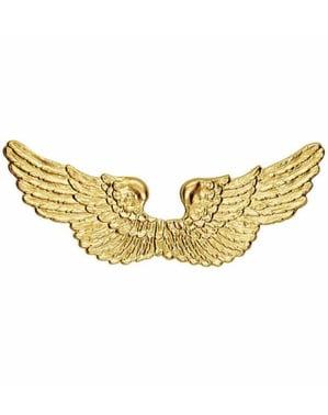 Ailes anges dorées