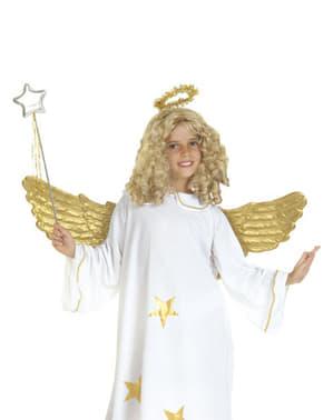 Andělská křídla zlatá