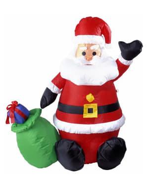 Надуваем Дядо Коледа