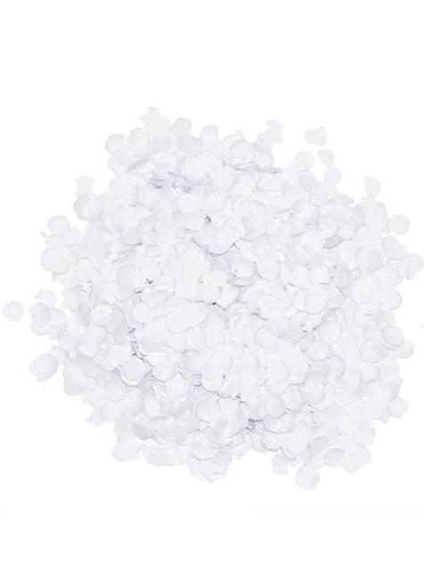 Bolsa de confetti blanco 5 kilos