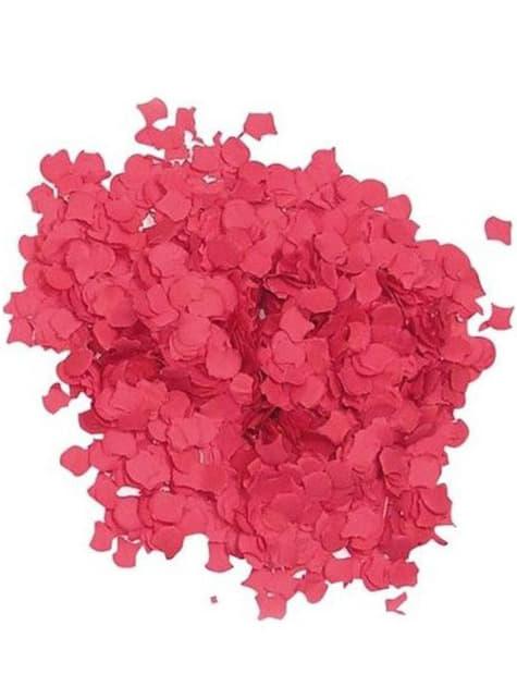 Bolsa de confetti rojo 5 kilos