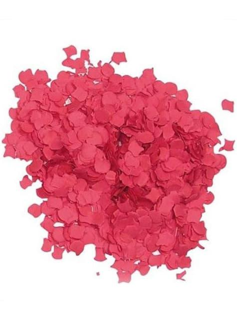 Bolsa de confetti rojo 10 kilos