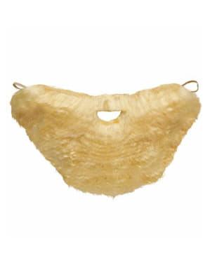 Vanha merikarhu vaalea parta