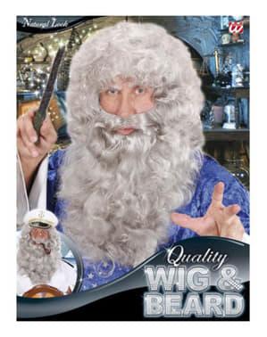 Melchior Wig and Long Grey Beard