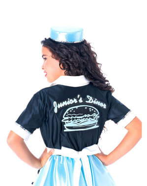 50s waitress costume