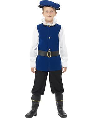 Costum renascentist pentru băieți