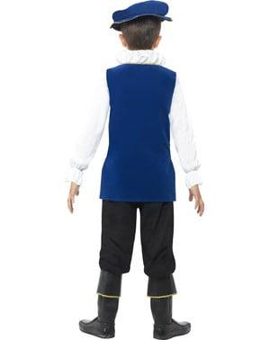 Dětskuý kostým princ z éry Tudorovců