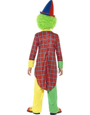 Cirkusclown Maskeraddräkt Barn