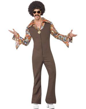 Disfraz de bailarín Boggie para hombre