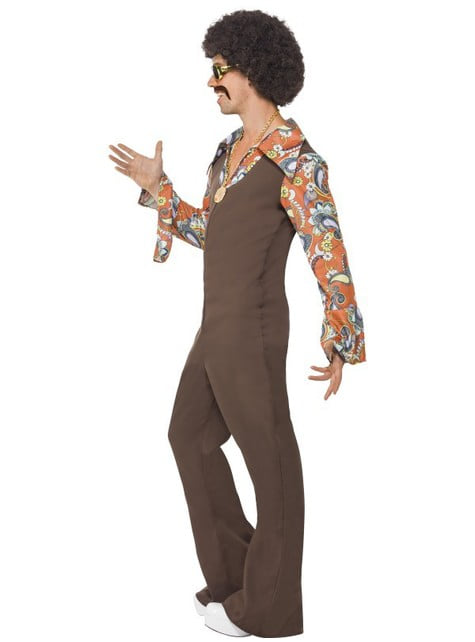Boogie dancer costume for a man