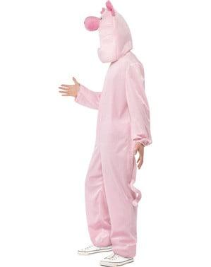 Дитина свинячий костюм для дорослого