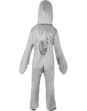 Kostým pro dospělé zuřivý žralok
