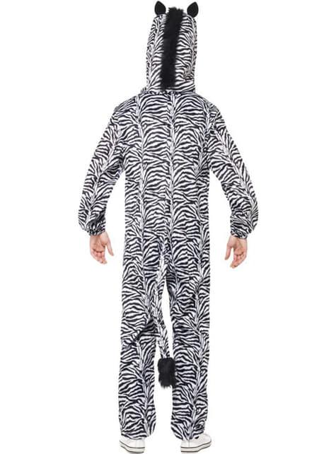 Kostium Zebra dla dorosłych