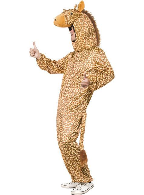 Girafkostume til voksen