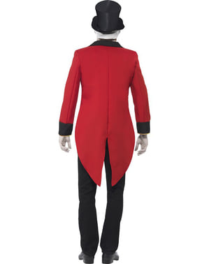 Sinister tamer costume for a man