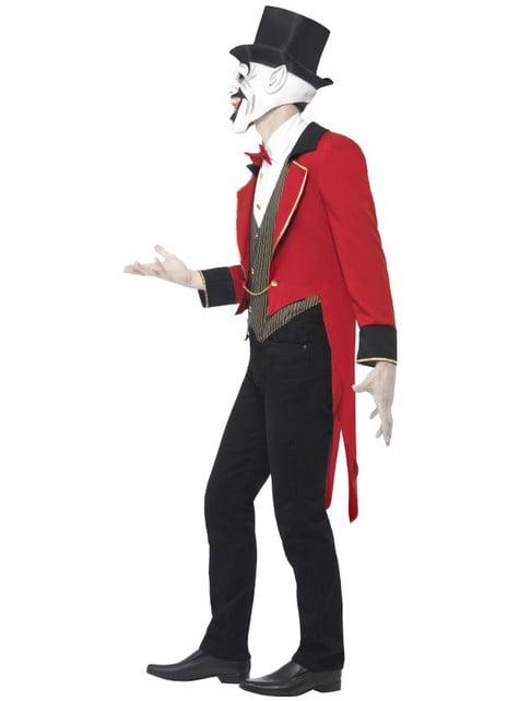 Disfraz de domador tenebroso para hombre - original