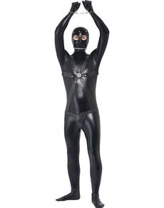 boob cat suit