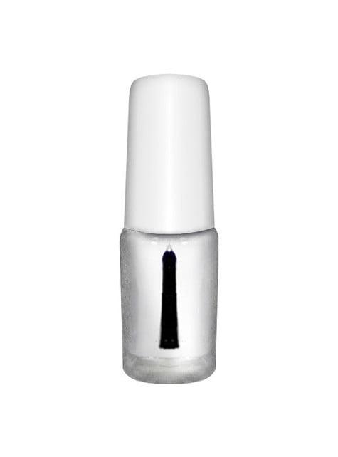 Liquid adhesive for prosthetic