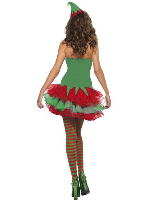 Disfraz de elfa Fever para mujer - mujer