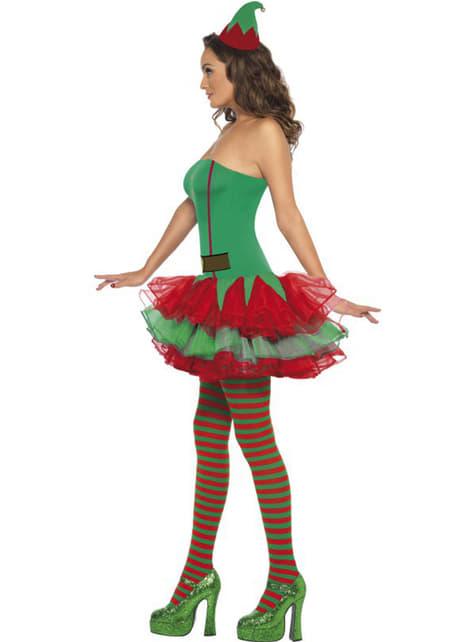 Disfraz de elfa Fever para mujer - original