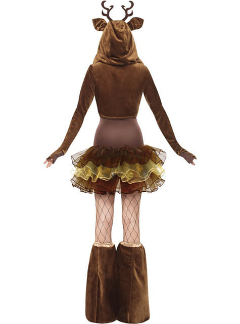 女性のための熱ルドルフ衣装