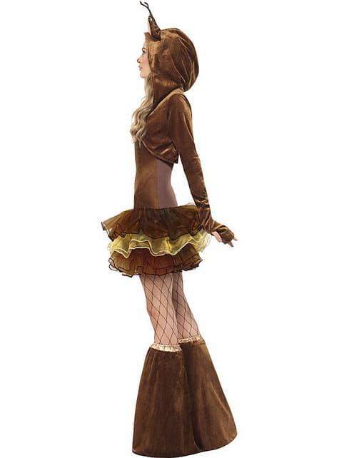 Disfraz de Rudolf Fever para mujer - traje
